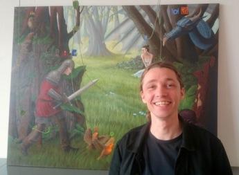MartKwakkel_bij schilderij