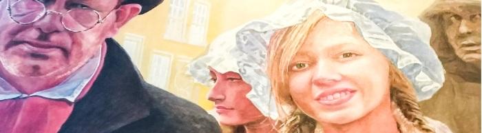 Jan Nuijten: 50 jaarschilderen